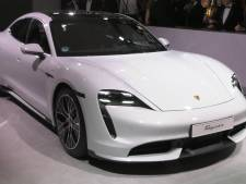 Dit is de nieuwe elektrische Porsche Taycan Turbo