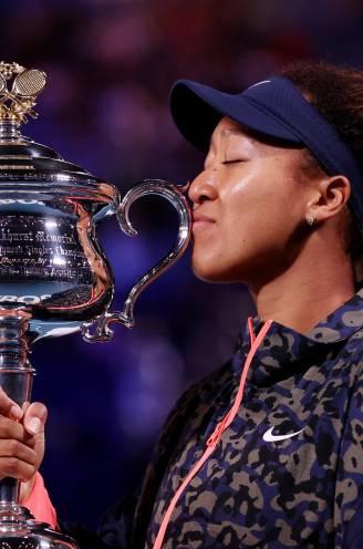 Osaka vloert Brady in Australian Open-finale en heeft vierde grandslamzege beet