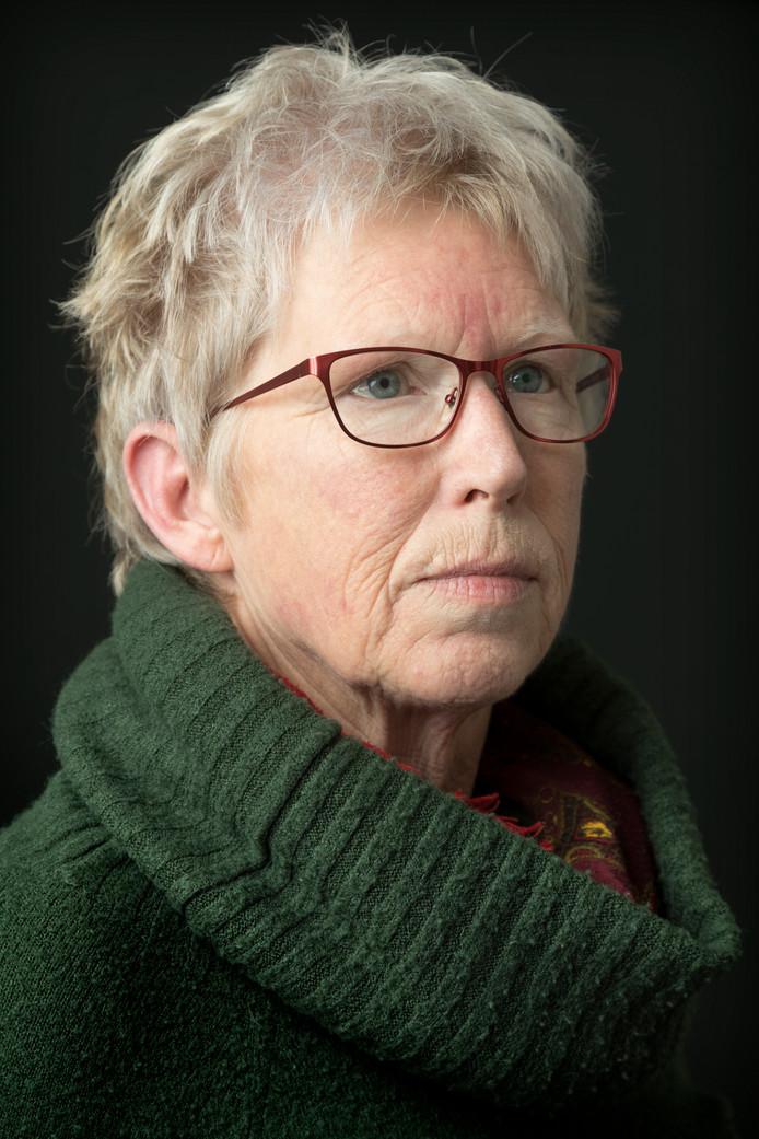 Josien Legters verloor haar man Hans Voets aan Q-koorts.