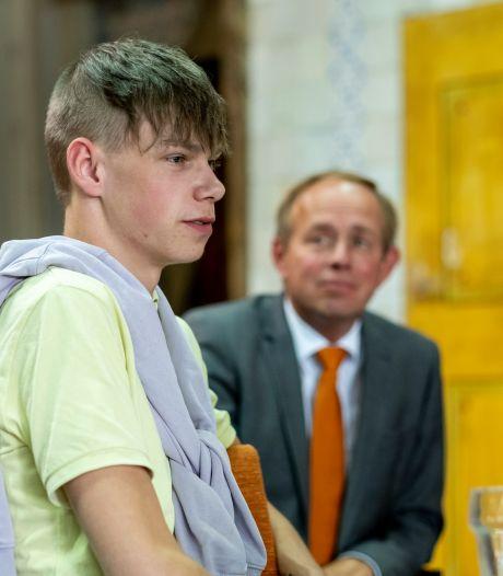 3-MMC-slachtoffer Gerko (18) uit Elburg bedolven onder reacties na aangrijpend verhaal: 'Het is rotzooi'