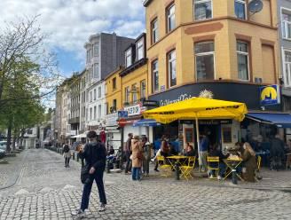 T-Day in de Marollen: stilaan meer en meer ambiance in de Brusselse straten
