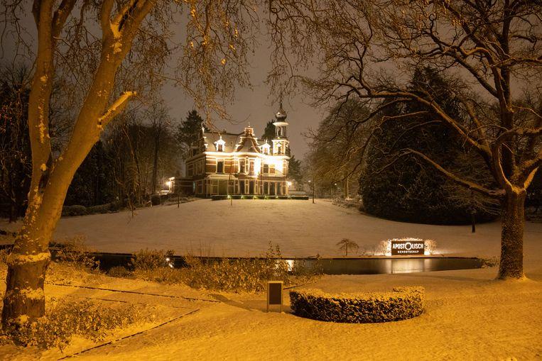 Villa Berg en Dal van het Apostolisch genootschap. Beeld Caspar Huurdeman
