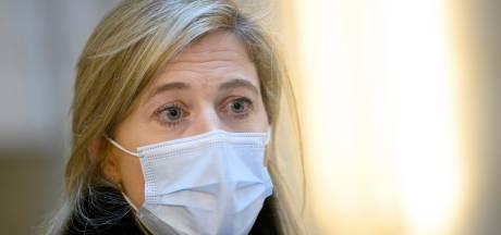 Des drones pour contrôler le respect des mesures sanitaires: la mise au point de la ministre Verlinden