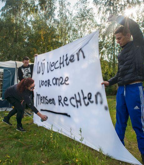 Caravans op woonwagenkamp Heesch moeten weg