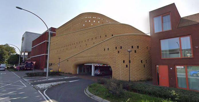 Parkeergarage Katwolderplein opende in 2017 en werd dit jaar door de ANWB beoordeeld als beste van Nederland.