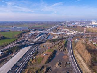 E34 afgesloten voor afbraak oude brug in Waaslandhaven-Oost
