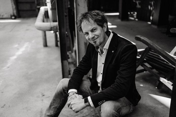 Vertrekkend D66-fractieleider Marc ten Barge.