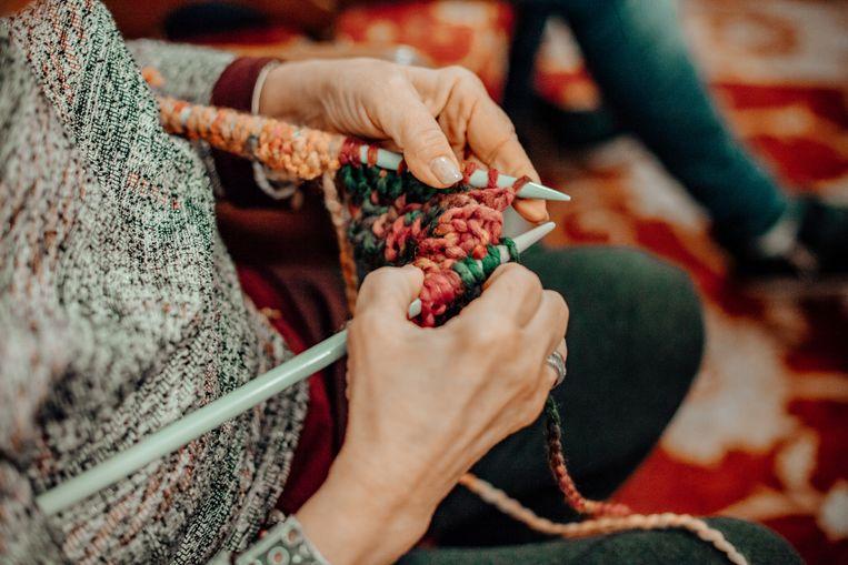 Gratis breipatronen voor een trui, vest of sjaal. Beeld Getty Images