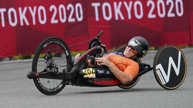 Goud voor Twentse handbikester Jansen in Tokio
