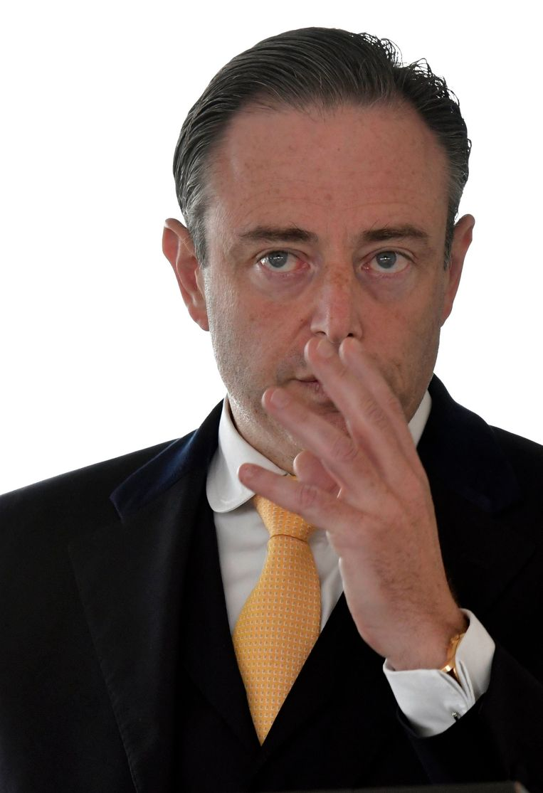Antwerps burgemeester Bart De Wever (N-VA). Beeld Photo News