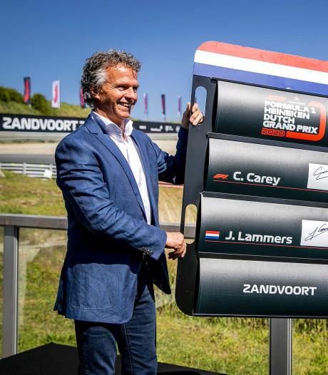 Lammers waarschuwt voor doorverkoop kaarten F1-race Zandvoort