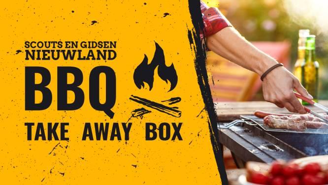 Hansbeekse scouts vervangt barbecue door BBQ-boxen