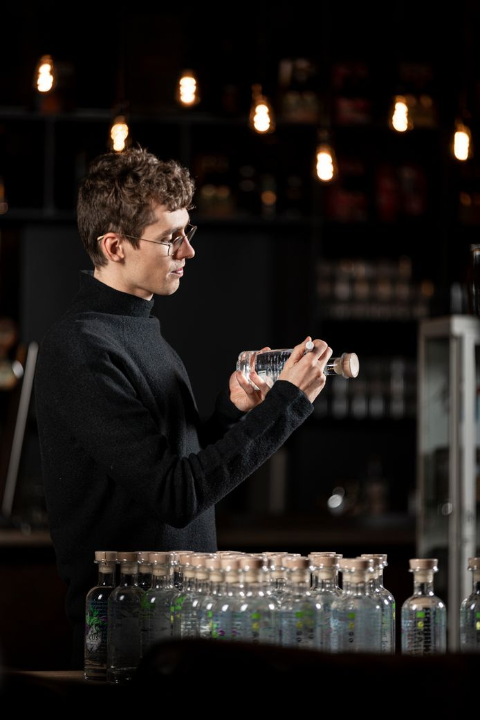 Lost Frequencies Ocus gin