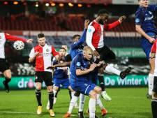Heerenveen-trainer Jansen: 'Het voelde als de kleine jongens tegen de grote mannen'