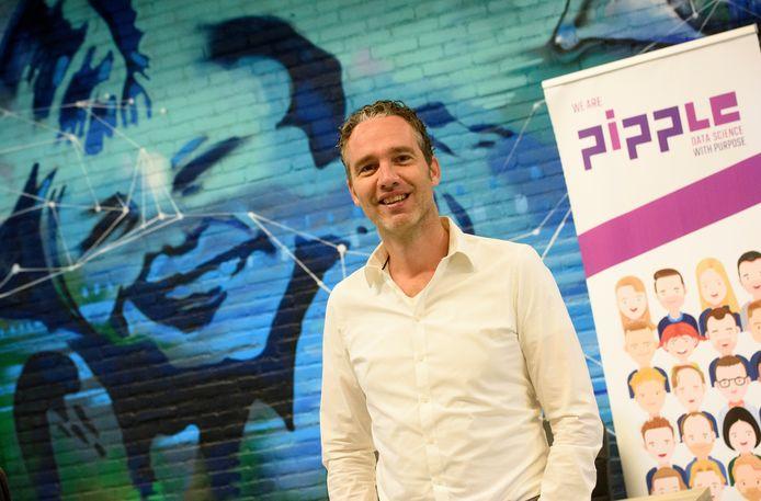 Jeroen de Haas, voorzitter van de nieuwe Stichting Bits of Help.