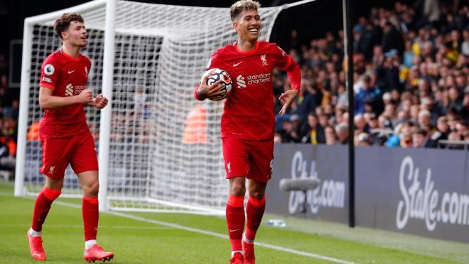 Liverpool haalt sloophamer boven in Watford: Mané bereikt mijlpaal, Salah scoort wereldgoal