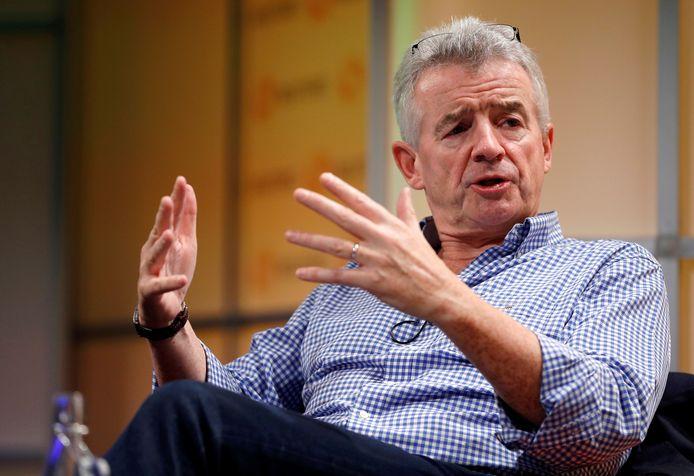 Le président de Ryanair Michael O'Leary