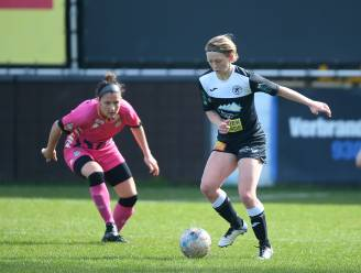 """Niekie Pellens verlengt haar contract bij Eendracht Aalst Ladies: """"Blij dat ik voor deze fijne club kan voetballen"""""""