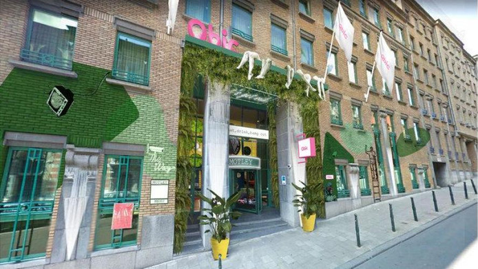 L'hôtel Qbic est situé au 15 rue Paul Spaak à 1000 Bruxelles.