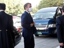 Emmanuel Macron présent à Tokyo pour préparer les JO de Paris 2024