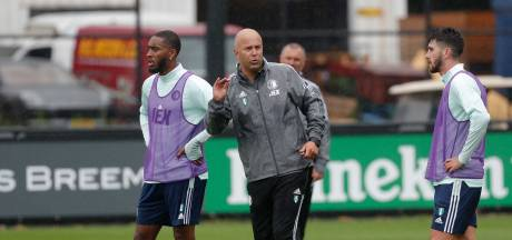 Slot heeft Jørgensen niet meer nodig bij Feyenoord: 'Ga door met jongens die graag willen blijven'