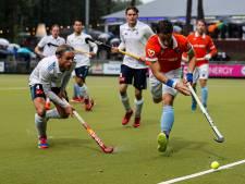 Cross (HC Tilburg) niet naar Olympische Spelen met Ierland