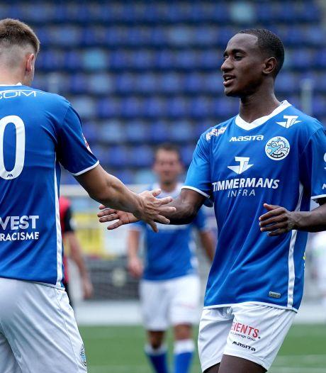 FC Den Bosch door twee late strafschoppen voorbij Roda JC