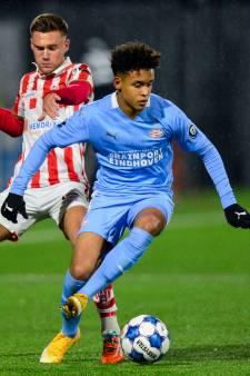 Jong PSV pakt intern meer punten dan extern, talenten in beeld voor de hoofdmacht