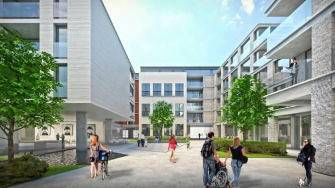 Zorgbedrijf bouwt 87 assistentiewoningen en dienstencentrum aan Antwerpse Oever