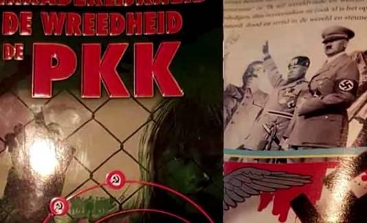 Dit boekje werd verspreid in Nederland en België.