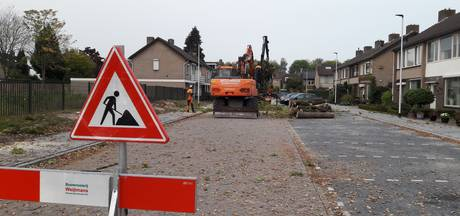 Bouw van acht nieuwe woningen aan  Namenstraat Etten-Leur begint nog deze maand