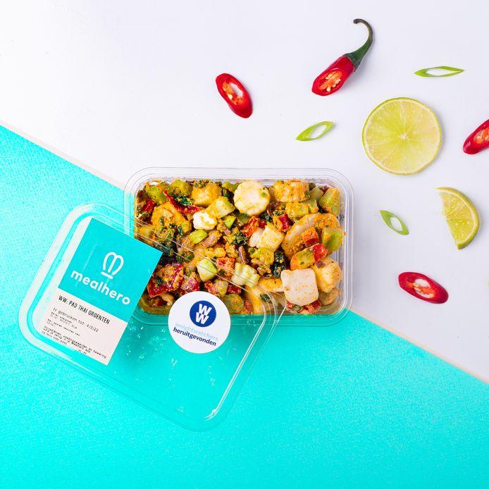 Mealhero lanceerde recent maaltijdboxen in samenwerking met Weightwatchers.