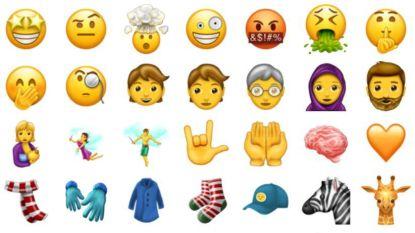 Nieuwe emoji's: hoofddoek, hipsterbaard en borstvoeding