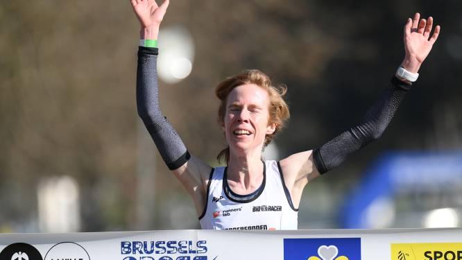 Mieke Gorissen en John Heymans snellen naar nationale titel in het veldlopen