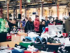 Drie keer afgelast, maar gigantische sneakermarkt Deadstock keert weer terug in de Wagenmakerij