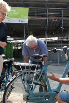 Gezamenlijke actie vanwege 70 gejatte fietsen in twee maanden: 'Met loper of vleeshaak is je elektrische fiets zo foetsie'