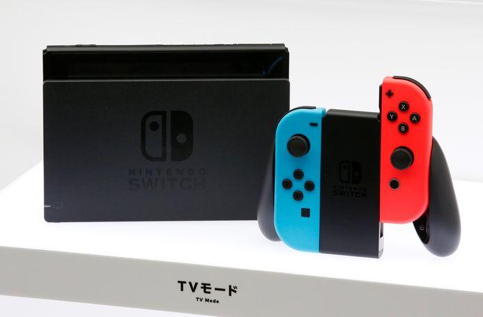 De Nintendo Switch
