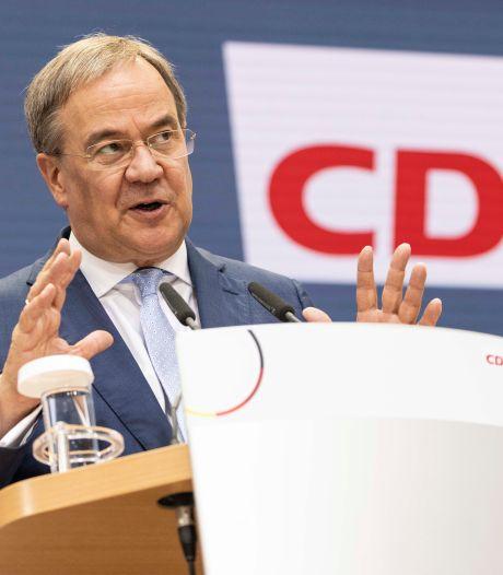 Merkels 'kroonprins' wil ondanks historisch verlies CDU/CSU nog steeds regeren