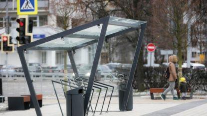 'Coronasubsidie' voor overdekte fietsenstalling aan gemeentehuis