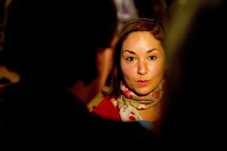 Nabilla Ait Daoud in 2012 Beeld BELGA