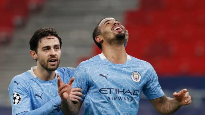Man City heeft kwalificatie al (bijna) op zak na simpele zege tegen Gladbach