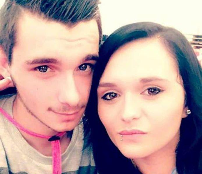 Nikitiana Mavroforos en haar partner Andrew Demarliere kregen afgelopen weekend een afschuwelijk ongeluk.