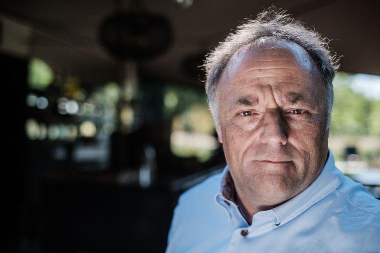 Viroloog Marc Van Ranst Beeld Bob Van Mol
