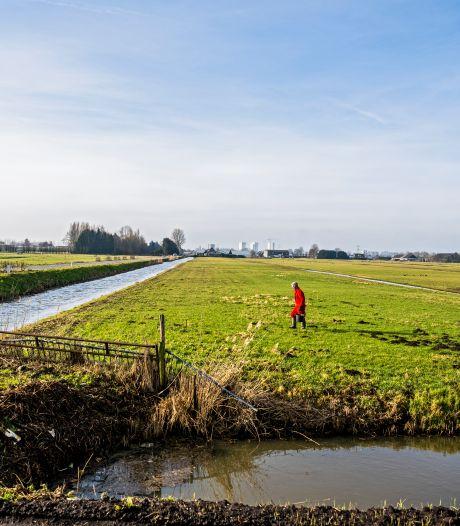 Mogelijk lange tijd geen grootschalige woningbouw in dit deel van Nieuwerkerk, maar niet iedereen is daar blij mee