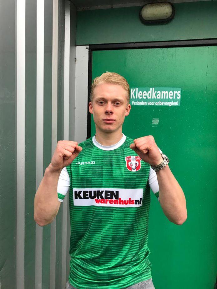 Thomas Poll is klaar voor zijn periode bij FC Dordrecht.