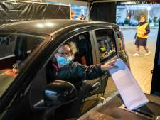 'Stemmen bij verkiezingen met drive-thru in Stichtse Vecht'