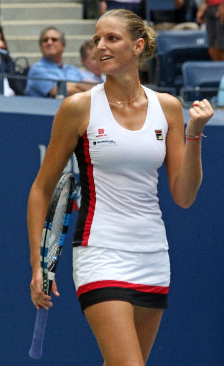 Pliskova bleek te sterk voor Venus Williams