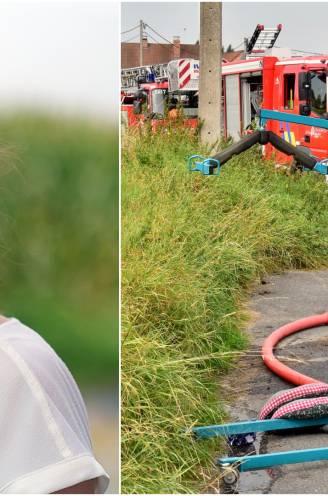"Thuisverpleegster Stéphanie haalt bejaard koppel uit brandend huis: ""Vier keer heel veel geluk gehad"""