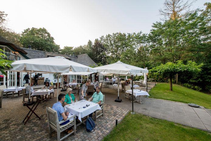 Restaurant Het Koetshuis in Bennekom.