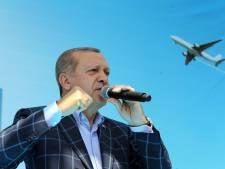 Erdogan: Steun van VS aan Koerden, dat veroordeel ik